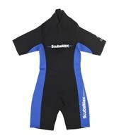 ScubaMax Kids' 3mm Neoprene Shorty Wetsuit
