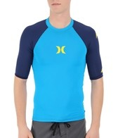 Hurley Men's One & Only S/S Rashguard