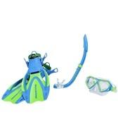 U.S. Divers Dorado/Seabreeze Jr./Proflex Jr./Gbag Set