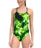 Nike Swim Solar Canopy Cut Out Tank