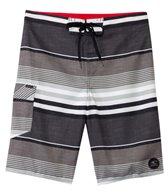 O'Neill Men's Santa Cruz Stripe Boardshort