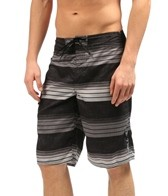 O'Neill Men's Santa Cruz Stripe Boardshort