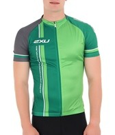 2XU Men's Retro Sublimated Cycling Jersey