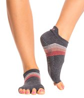 Toesox Low Rise Half-Toe Grip Socks