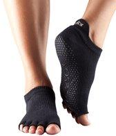 Toesox Low Rise Half-Toe Grip Socks