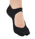 Toesox Mary Jane Bella Full-Toe Grip Socks