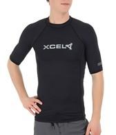 Xcel Men's Premium 6 Oz S/S Rashguard