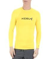 Xcel Men's Premium 6 Oz L/S Rashguard