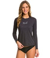 Xcel Women's Heathered VentX Slim L/S Surf Tee