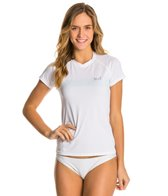 Xcel Women's Floral Band S/S Surf Tee