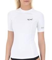 Xcel Women's Premium 6 Oz S/S Rashguard