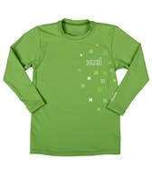 Xcel Girls' Premium 6 Oz L/S Surf Tee