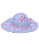 iPlay Girls' Floppy Brim Sun Hat