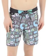 Rhythm Men's Stacks Boardshort