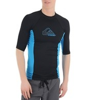 Quiksilver Men's DOB S/S Fitted Rashguard