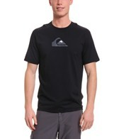 Quiksilver Men's Solid Streak S/S Relaxed Fit Surf Shirt
