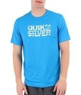 Quiksilver Men's Argosy S/S Relaxed Fit Surf Shirt