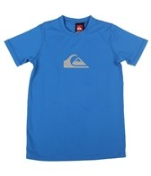 Quiksilver Boy's Solid Streak S/S Relaxed Fit Surf Shirt