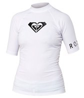 Roxy Whole Hearted S/S Fitted Rashguard