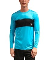 Billabong Men's Adrift L/S Relaxed Fit Rashguard