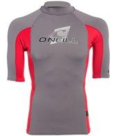 O'Neill Men's Skins S/S Crew Rashguard