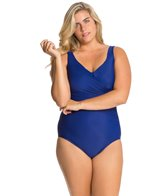 Miraclesuit Plus Size Escape One Piece