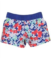 Roxy Girls' Sea Side Sun Shore TW Boardshort (2T-6X)