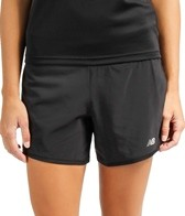 New Balance Women's Impact 5 2-In-1 Running Short