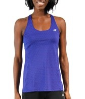 New Balance Women's Tonic Graphic Running Tank Top