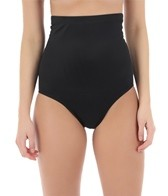 Magicsuit by Miraclesuit Solid High Waisted Brief Bikini Bottom