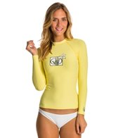 Body Glove Women's Basic L/S Fitted Rashguard