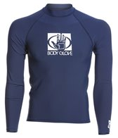 Body Glove Men's Basic L/S Fitted Rashguard