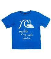 Quiksilver Boys' Rad Dad Tee (5-7X)