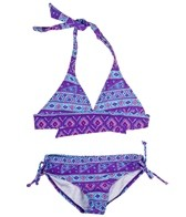 Billabong Billie Girls Heather Halter Set (4-14)