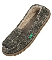 Sanuk Women's Shorty Chill Fleeced Lined Flats