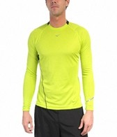 Mizuno Men's DryLite Thermo LS Running Tee