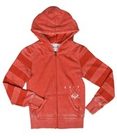 Roxy Girls' Horizon Peak L/S Zip Hoodie (7-16)