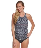 EQ Swimwear Tahitian Black Maternity Tankini Top