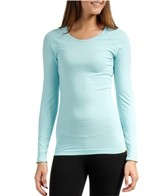 2XU Women's Engineered Knit Baselayer L/S