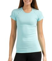 2XU Women's Engineered Knit Baselayer S/S