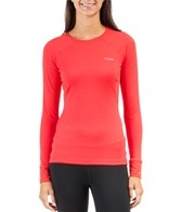 Columbia Women's Heavyweight Long Sleeve Running Top