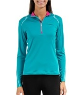 Craft Women's Performance Run Long Sleeve Halfzip
