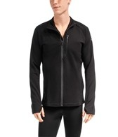 Icebreaker Men's Quantum Long Sleeve Running Zip