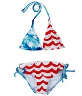 Billabong Billie Girls Michelle Triangle Set (4-14)