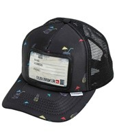 Quiksilver Boys' Diggler Trucker Hat (Kids)