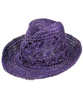 Profile by Gottex Andros Crochet Fedora