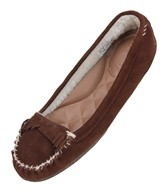 Reef Women's Winter Drift Fur Moccasins