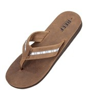 Reef Men's Bonzer Leather Sandals