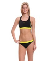 Speedo Watergrid Splice Bikini Set