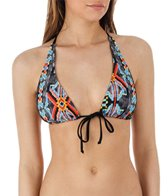 L-Space City Tribe Sexy Back Tri Top